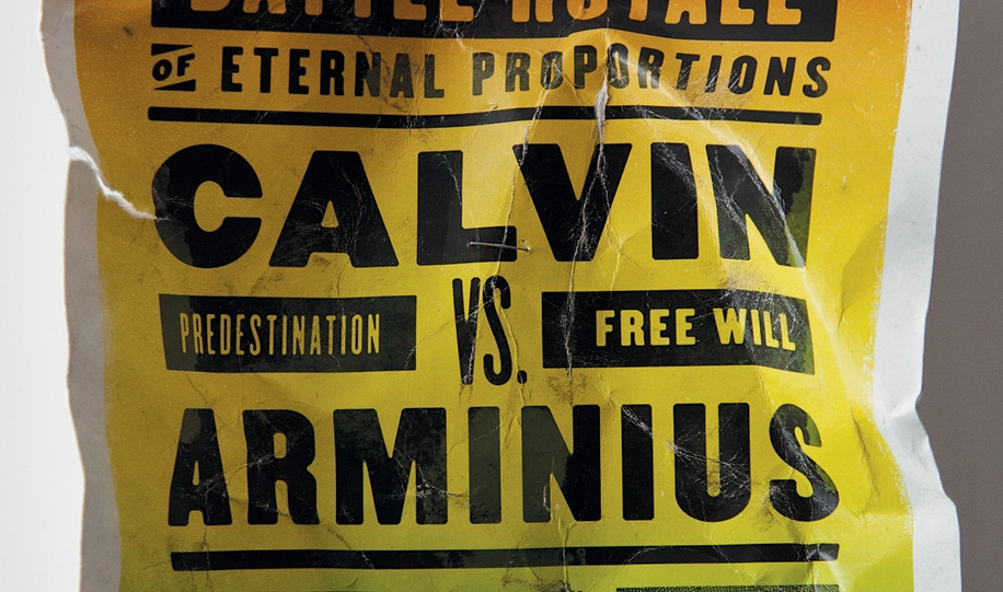 the salvation debate calvinism and arminianism (debating calvinism, p306, emphasis mine)  sometimes, calvinists and  arminians engage in heated arguments, and then name-calling ensues for  instance.