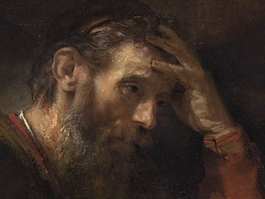 Rembrandt - Apostle Paul