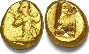 Gold Darics Persia