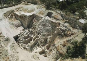 Nehemiah's original wall