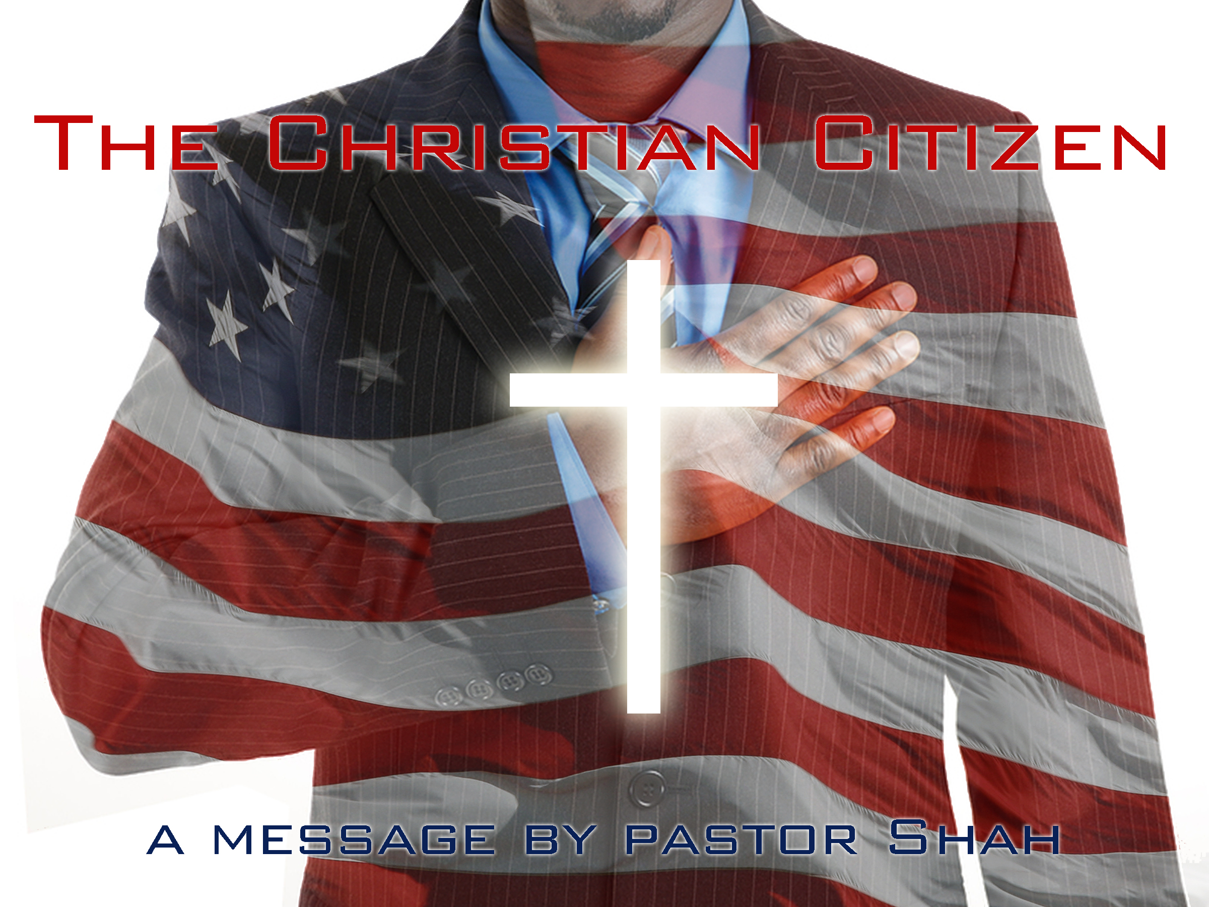 christian citizen We are christians we are americans now, as ever, passivity is not an option for  the church of jesus christ.