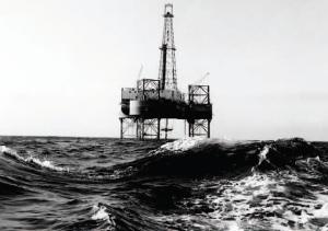 LeTourneau Drilling Platform