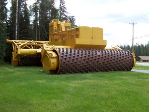LeTourneau Tree Crusher1