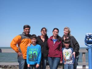 Shah Family - Chesapeake Bay