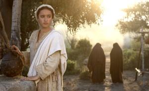 Mary in Nazareth