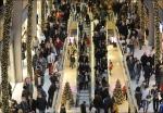 Christmas Shopping Mall