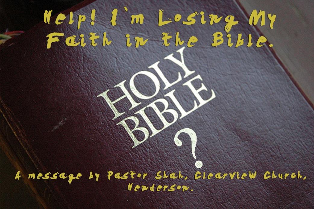 Help for gay losing their faith