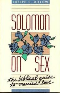 Solomon on Sex