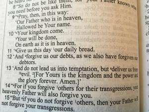 Matthew 613 brackets