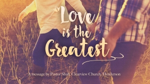 love-is-the-greatest