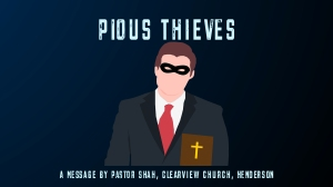 Pious Thieves