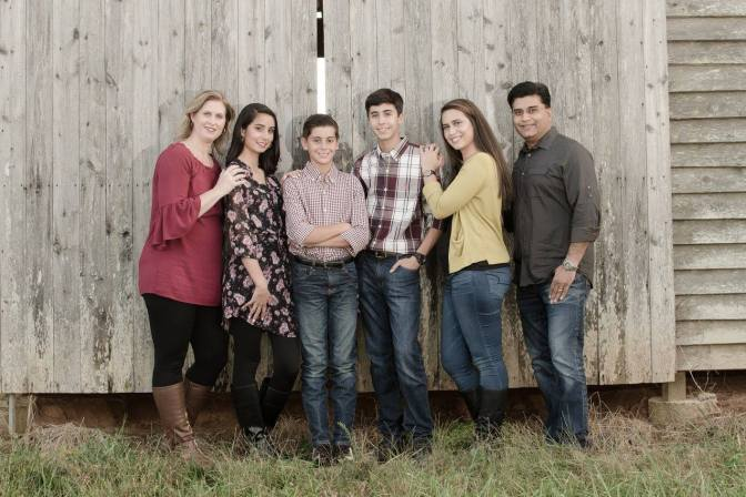 Shah Family 2017
