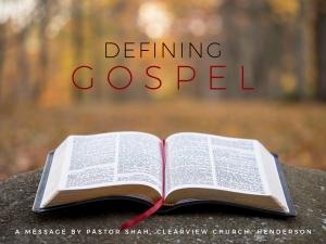 Defining Gospel