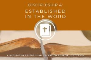 Discipleship 4