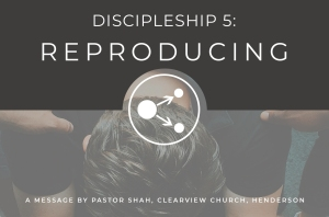 Discipleship Reproducing