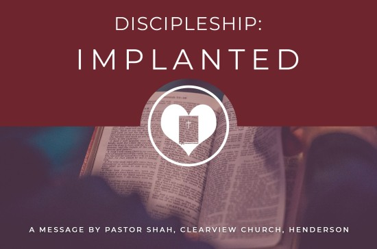 Discipleship Implanted