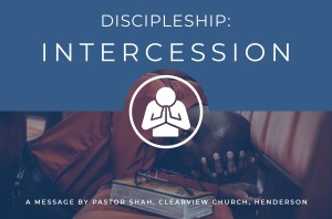 Discipleship Intercession